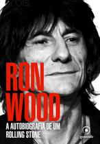 Livro - Ron Wood -