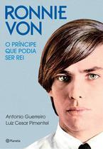 Livro - Ronnie Von -
