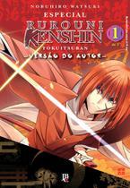 Livro - Rurouni Kenshin - Especial - versão do autor - Vol. 1 -