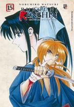 Livro - Rurouni Kenshin - Vol. 15 -