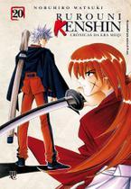 Livro - Rurouni Kenshin - Vol. 20 -