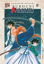 Livro - Rurouni Kenshin - Vol. 25 -