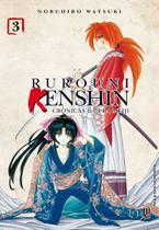 Livro - Rurouni Kenshin - Vol. 3 -