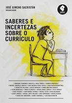 Livro - Saberes e Incertezas Sobre o Currículo -