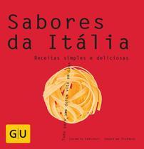 Livro - Sabores da itália -