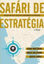 Livro - Safári de Estratégia -