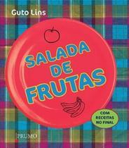 Livro - Salada de frutas - Com receitas no final -