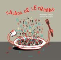 Livro - Salada de letrinhas -
