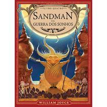 Livro - Sandman e a guerra dos sonhos -