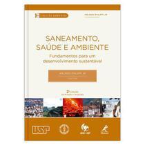 Livro - Saneamento, saúde e ambiente -