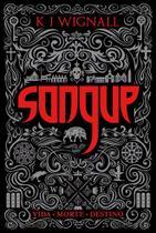 Livro - Sangue (Vol. 1 Trilogia O Vampiro de Mércia) -