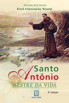 Livro - Santo Antônio mestre da vida -