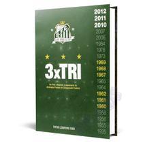Livro Santos Futebol Clube 3 Vezes Tricampeão Paulista - Onze Cultural