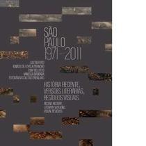Livro - São Paulo 1971-2011 -
