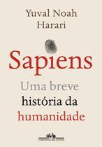 Livro - Sapiens (Nova edição) -