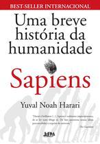 Livro - Sapiens – uma breve história da humanidade -