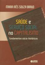 Livro - Saúde e Serviço Social no capitalismo -