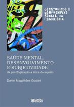 Livro - Saúde Mental, Desenvolvimento e Subjetividade -