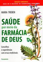 Livro - Saúde Por Meio da Farmácia de Deus -