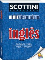 Livro - Scottini - Minidicionário: Inglês -