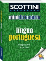 Livro - Scottini - Minidicionário: Língua portuguesa -