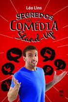 Livro - Segredos da comédia stand-up -