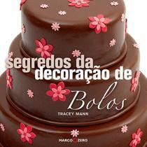Livro - Segredos da decoração de bolos -