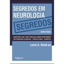 Livro - Segredos em Neurologia - Rolak - Dilivros