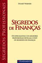 Livro - Segredos Profissionais - Segredos De Finanças -