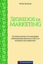 Livro - Segredos Profissionais - Segredos De Marketing -