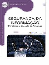 Livro - Segurança da informação - Princípios e controle de ameaças
