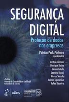 Livro - Segurança Digital - Proteção de Dados nas Empresas -