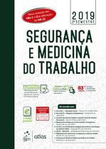 Livro - Segurança e Medicina do Trabalho -