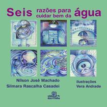 Livro - Seis razões para cuidar bem da água -