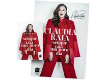 Livro Sempre Raia um Novo Dia Vol. 1 - Claudia Raia e Rosana Hermann