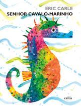 Livro - Senhor Cavalo-Marinho -