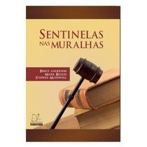 Livro Sentinelas nas Muralhas - Vários Autores - Transforma