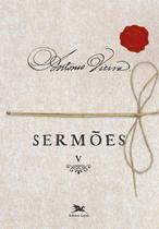 Livro - Sermões - Vol. V -