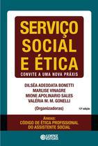 Livro - Serviço Social e ética -
