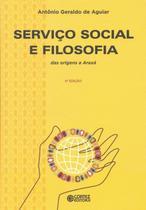 Livro - Serviço Social e Filosofia -