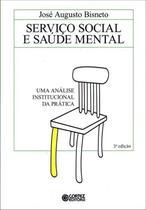 Livro - Serviço Social e saúde mental -