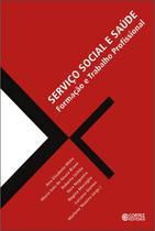 Livro - Serviço Social e saúde -