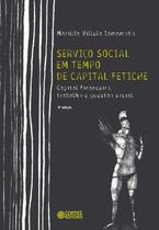 Livro - Serviço Social em tempo de capital fetiche -