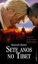 Livro - Sete anos no Tibet -