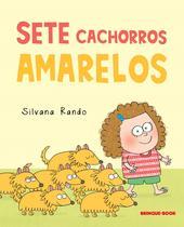 Livro - Sete cachorros amarelos -