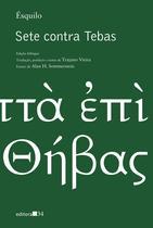 Livro - Sete contra Tebas -