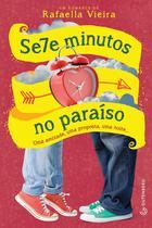 Livro - Sete minutos no paraíso - Uma amizade, uma proposta, uma noite... -