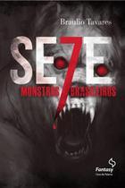 Livro - Sete monstros brasileiros -