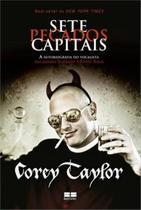 Livro - Sete pecados capitais -