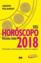 Livro - Seu horóscopo pessoal para 2018 -